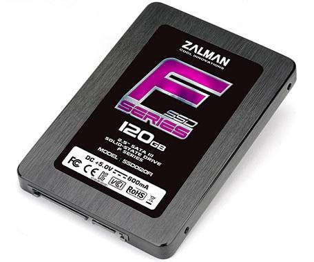 zalman SSD F1
